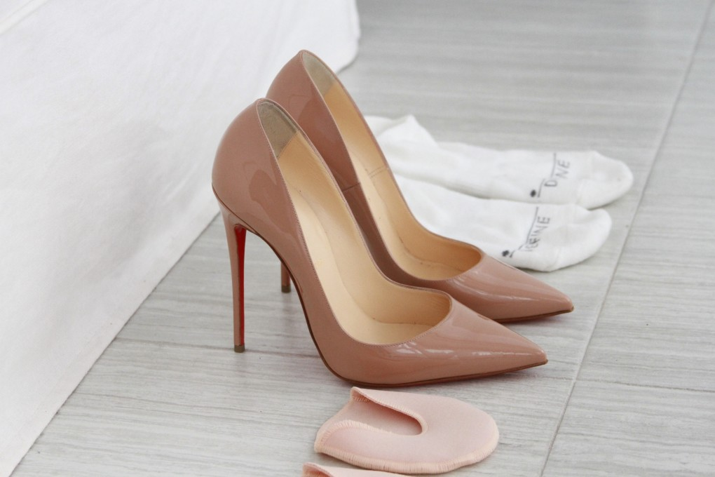 f83ae711d ... stretch Louboutin heels so you can get on to being your sexy self, with  much less pain in your step. %Top Fashion Blogger Chiara%Casiraghi Style ...