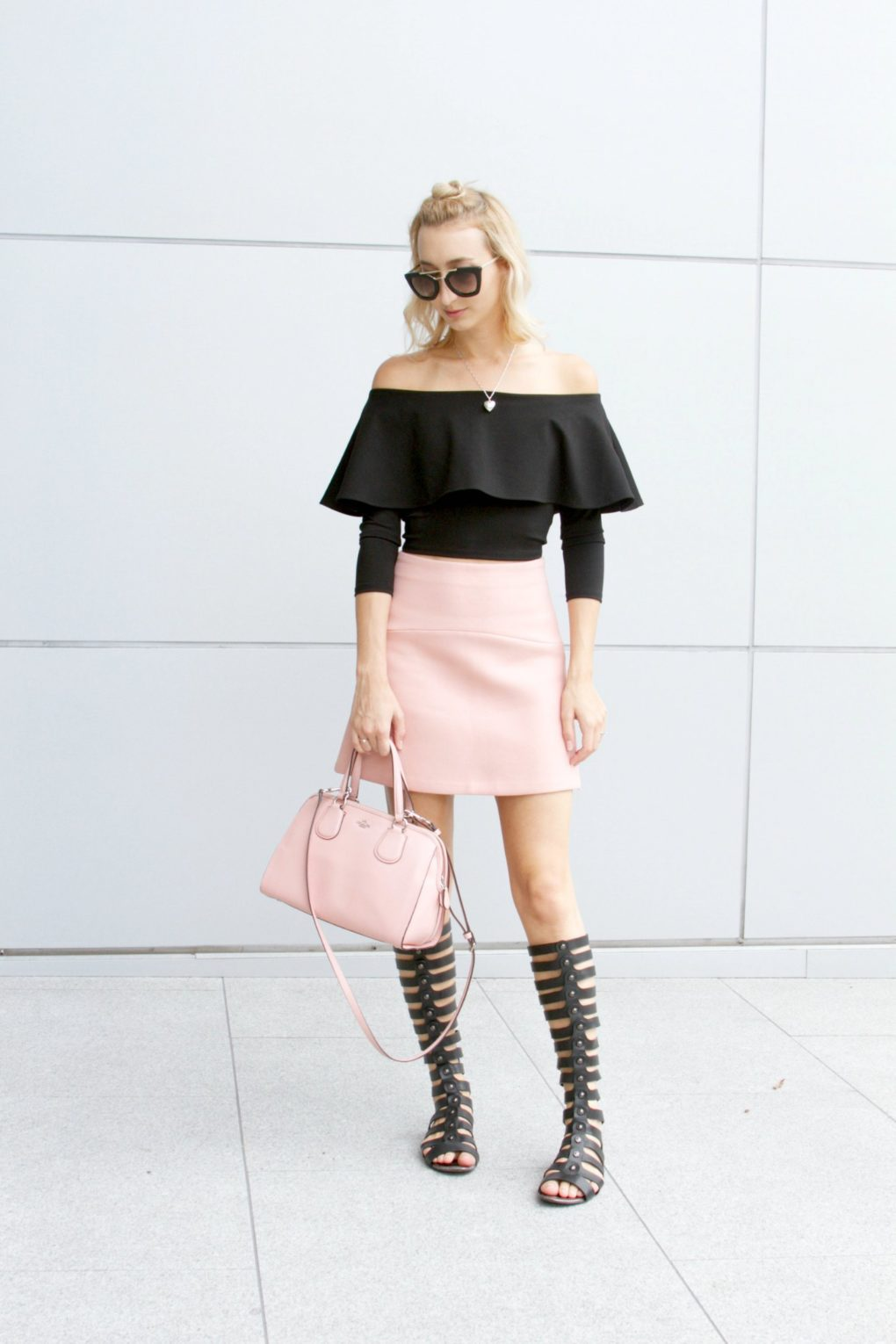 pink and black 2