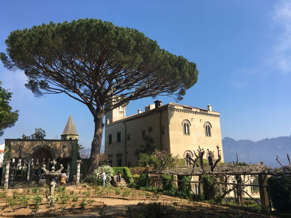 Views Like These: From Amalfi to Ravello