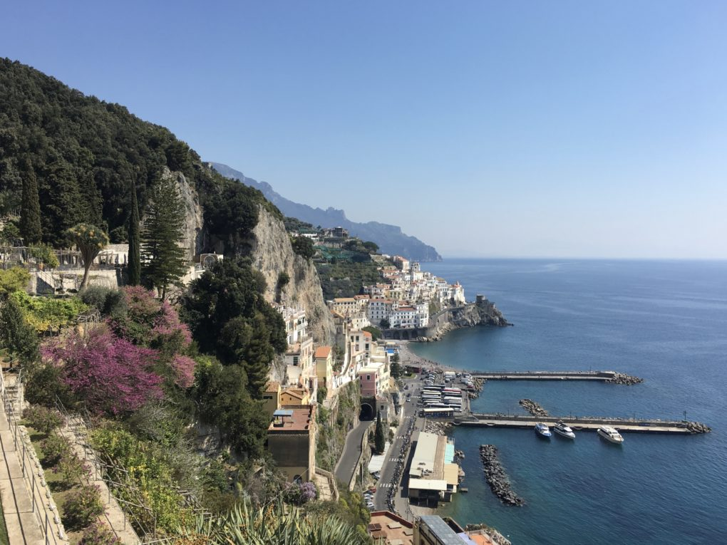 Amalfi Coast Part 1: Travel, Hotel & Outfit of the Day