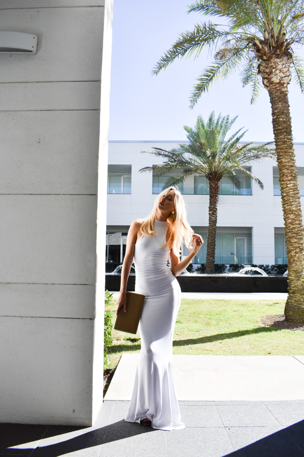 The White Dress You'll Want to Wear All Summer