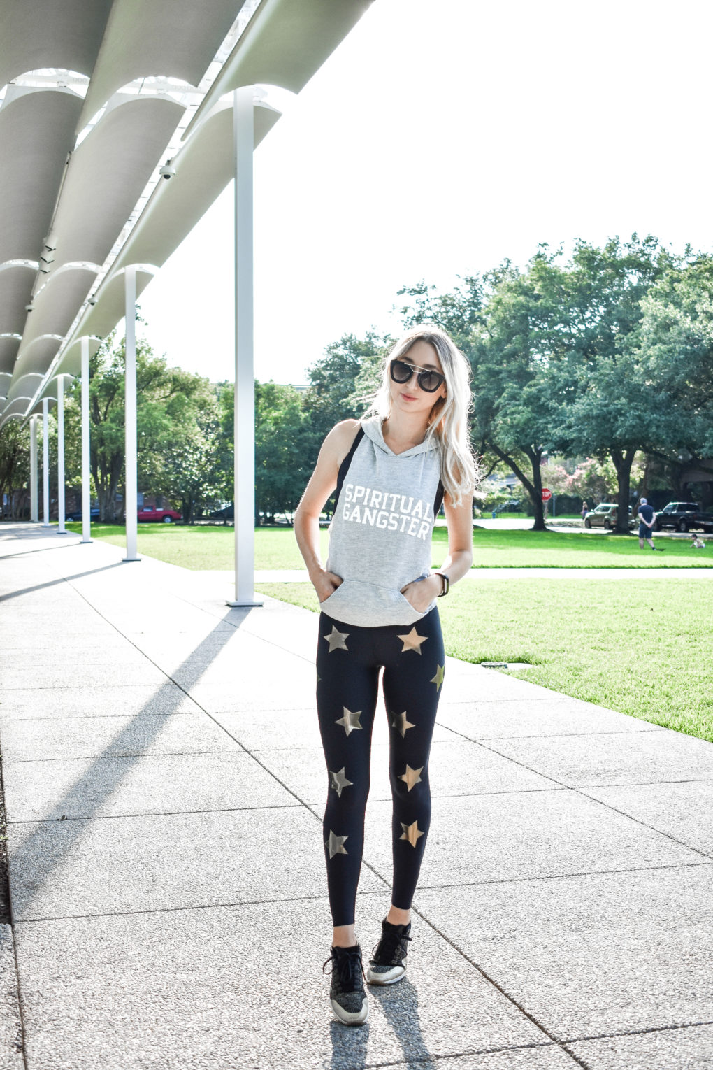 Stars and Tights, Workout Wear for The Summer