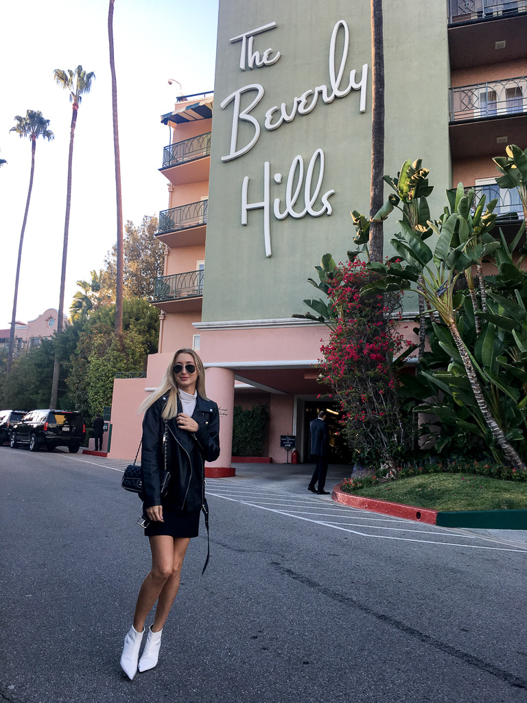 The Beverly Hills Hotel; Pretty Pink Hotels