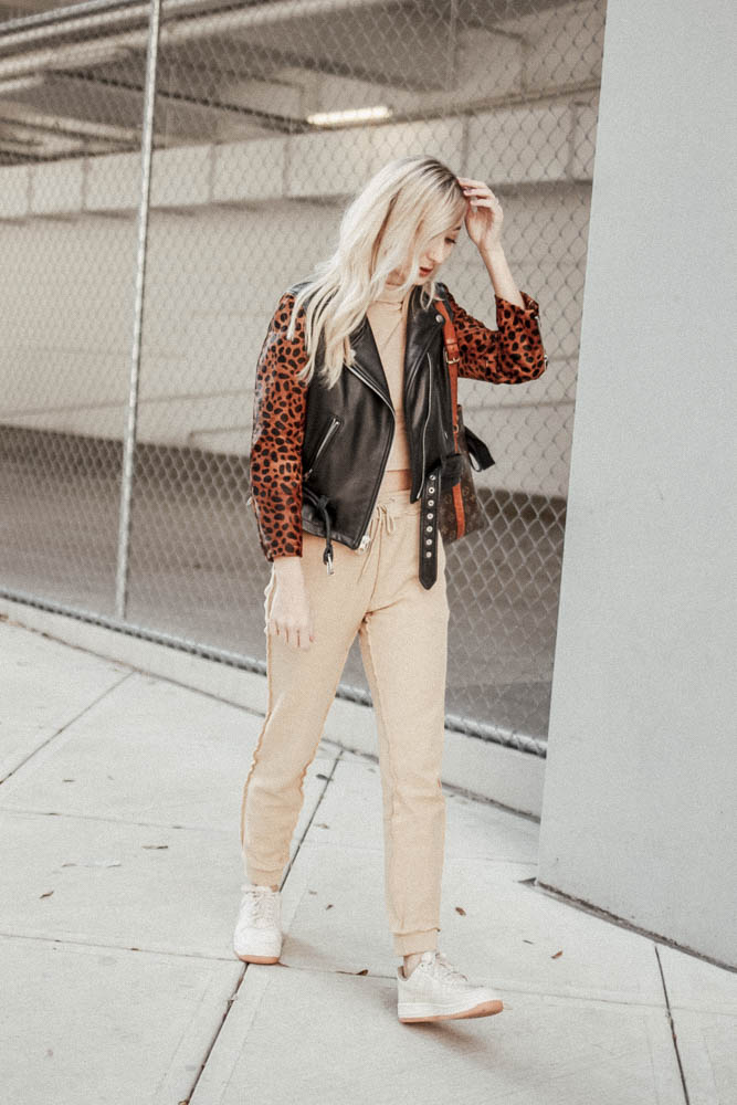 High Waist Track Pants and How to Wear Them